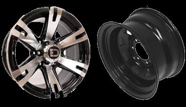 Ocelové disky - whell