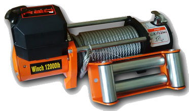 Offroad equipment - Electric Winch